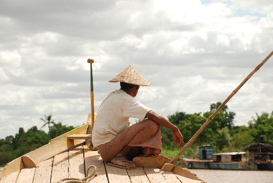 viaggiare da soli Birmania
