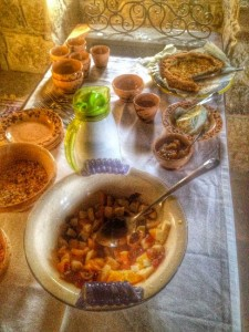 colazione all'Eremito