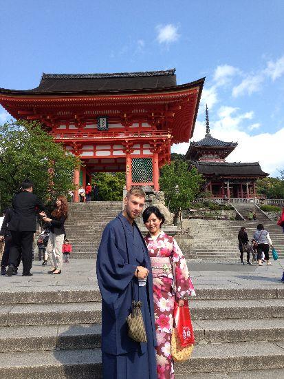 viaggiare da soli in Giappone