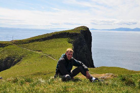 viaggiare da soli in Scozia