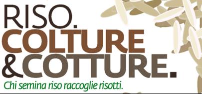 #FierainCampo a Vercelli 22-23 Febbraio le star del riso in un cooking show d'autore