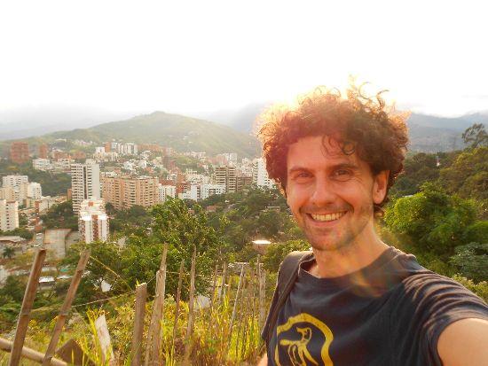 Si parte a volte per restare: Elvio ha trovato in Colombia il suo equilibrio!