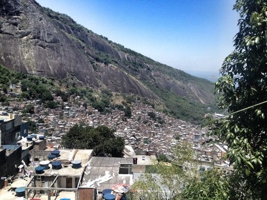visitare la favela di rocinha a rio