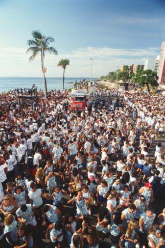 Carnevale della Barra