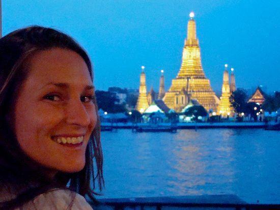 Suzanne la donna che mi ha ispirato a viaggiare da sola