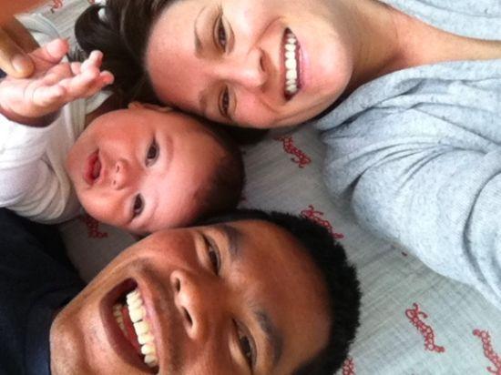 La sua bellissima famiglia