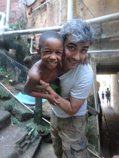 vivere nella favela della Rocinha