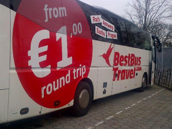 Viaggiare tra Amsterdam e Berlino con 1 Euro