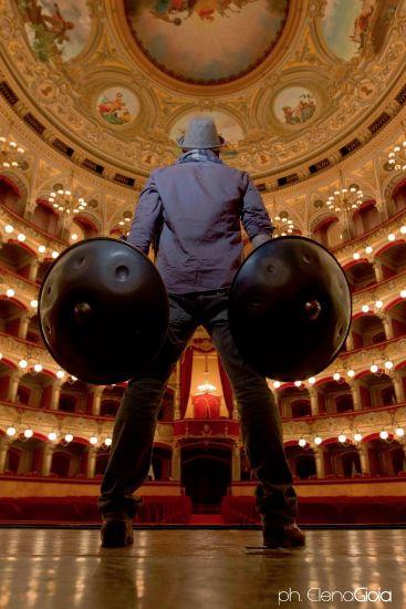 Marco Selvaggio teatro