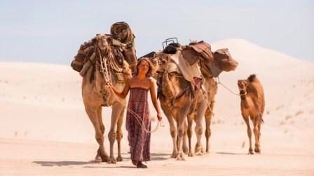 TRACKS una donna da sola ha attraversato il deserto australiano a piedi
