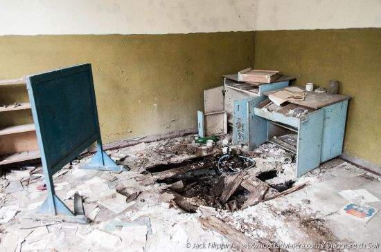 Ucraina Chernobyl