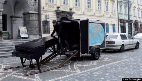 I carretto per il Pianoforte