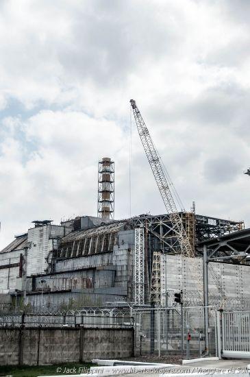 tour della centrale di chernobyl