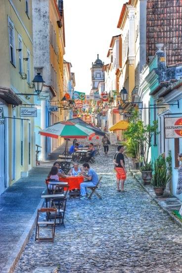 viaggiare da soli in Brasile