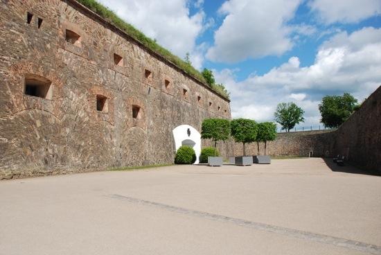 Fortezza di Ehrenbreitstein - Coblenza