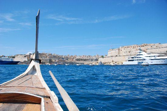il porto di Malta
