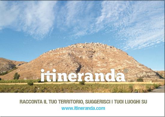 Suggerisci i tuoi luoghi preferiti su Itineranda