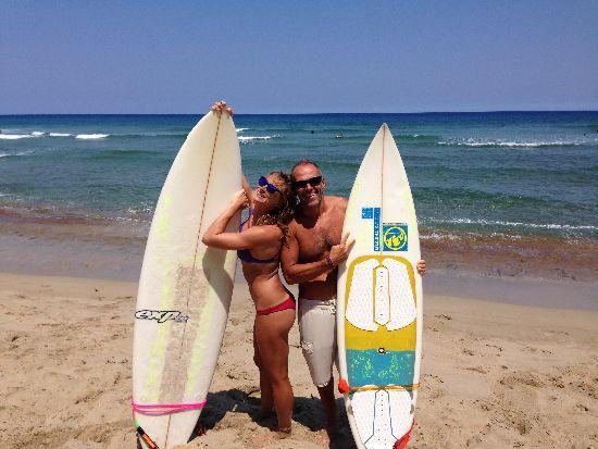 surf in giro per il mondo
