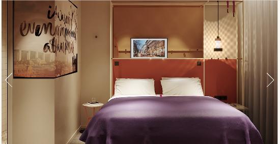 HTL di Stoccolma un nuovo concept di Hotel 2.0