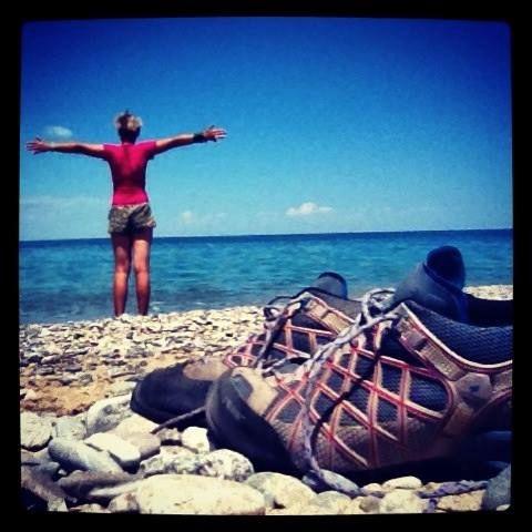 Darnika tutta l'Italia a piedi, senza soldi, raccogliendo sogni!