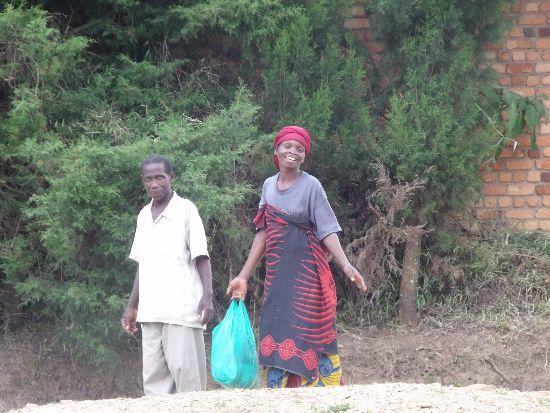 viaggiare da soli in Burundi