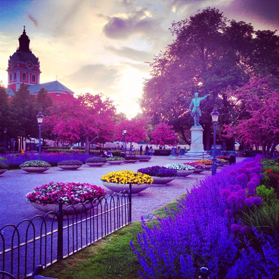 Viaggiare da soli a Stoccolma