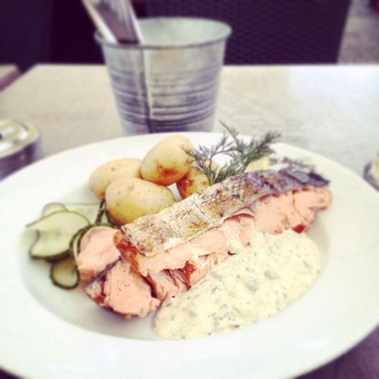 Salmone da Kvarnen