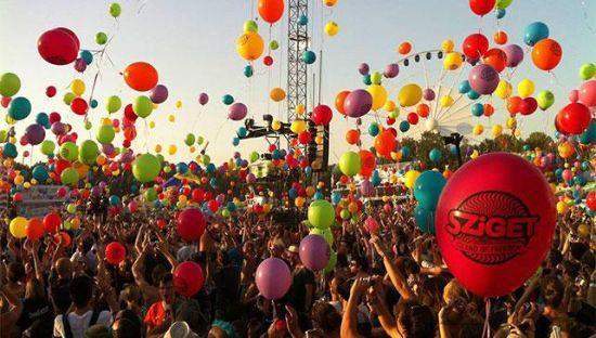 Viaggiare a ritmo di musica con Festival Summer Map
