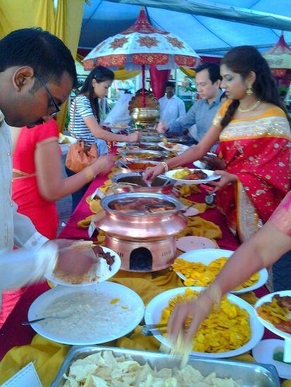 mangiare a little india a Kuala Lumpur