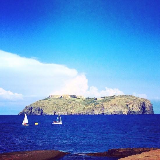 fare diving a Santo Stefano - Ventotene