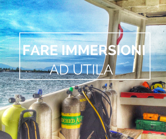 Fare immersioni ad Utila, il luogo più low cost del mondo!