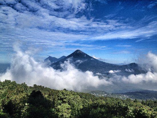 Vulcano Pacaya - Antigua