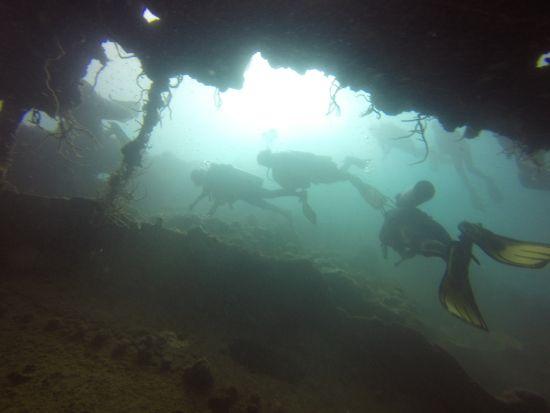 prima immersione