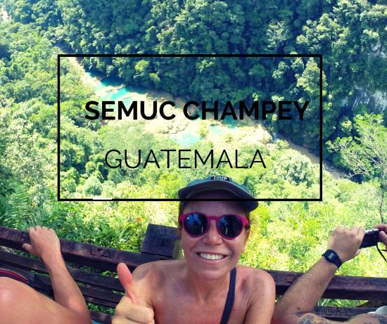 Avventure a Semuc Champey Guatemala- per molti ma non per tutti.