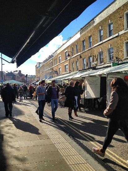 Brodway market London