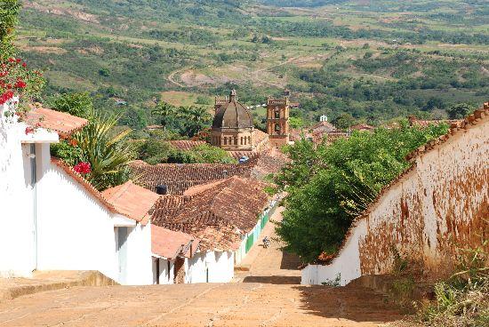 Barichara- Colombia