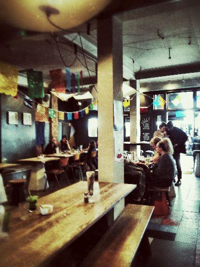 Sories bar London