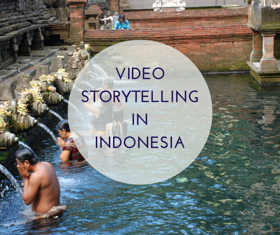 Video Storytelling di due mesi in Indonesia