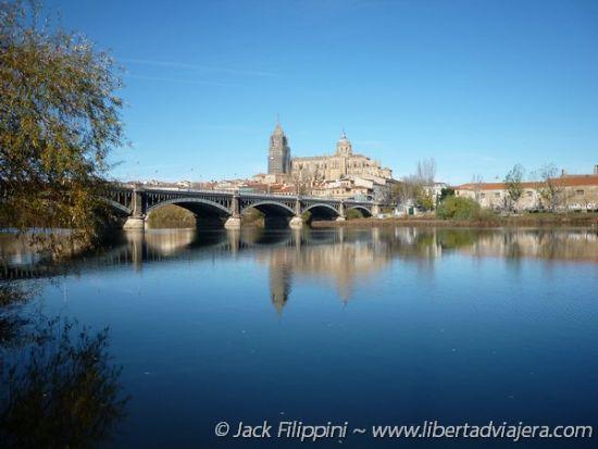 Viaggiare da soli a Salamanca-