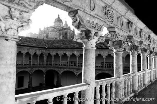 Viaggiare da soli a Salamanca_