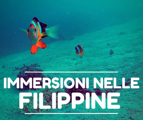 Fare immersioni nelle Filippine, perché scegliere Coron.