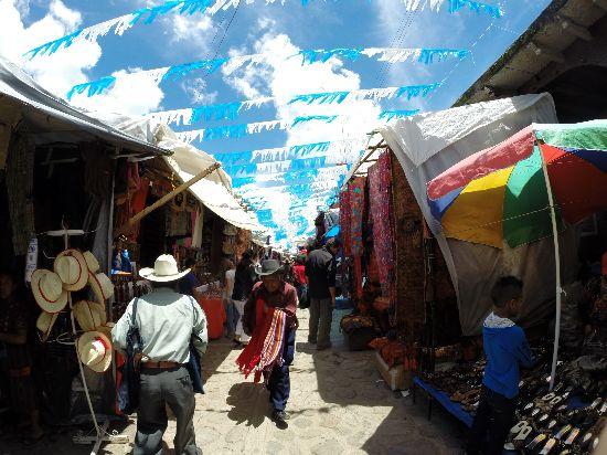 Mercato di Chichicastenango in Guatemala- come arrivarci e cosa non perdere.