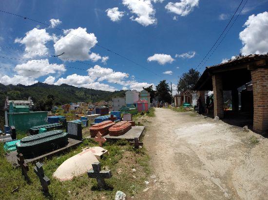 Cimitero di Chichicastenango