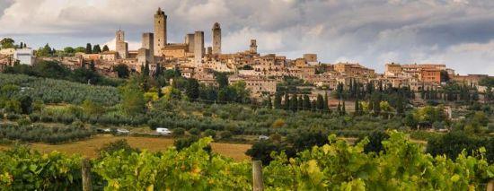Esplorando la Toscana