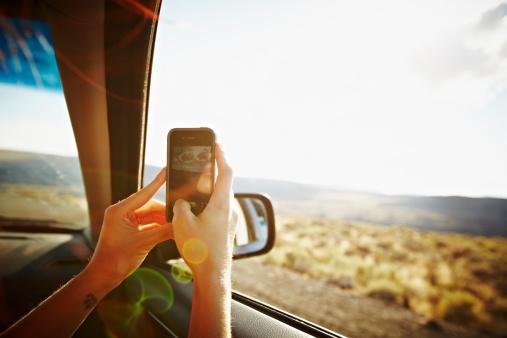 6 Buoni motivi per viaggiare in auto