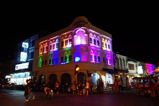 Sunday Market Phuket Town