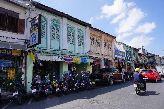 Old Town Puket Town