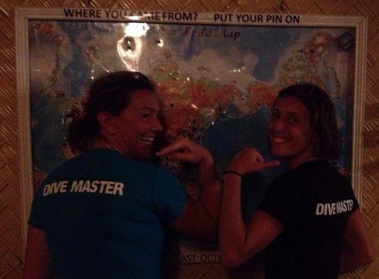 Dive Master grazie a Seadive Resort Coron