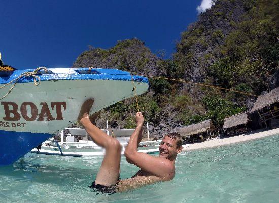 Banul Beach Coron Filippine