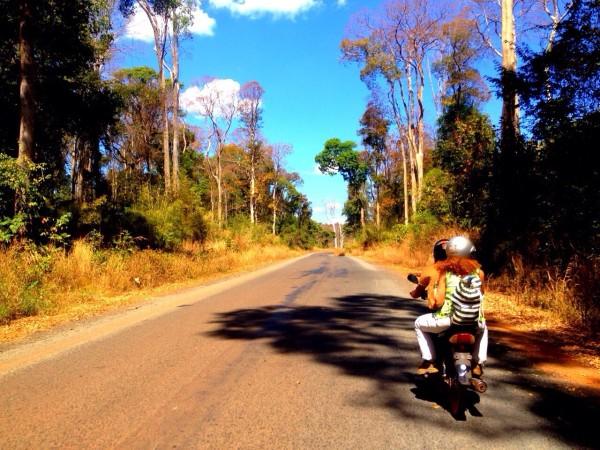 viaggaire nel Ratanakiri Cambogia